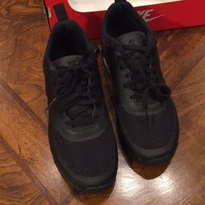 Nike Air Max Vision 4Y All Over Black